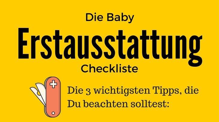 25 beste idee n over baby erstausstattung op pinterest checkliste baby erstausstattung babys. Black Bedroom Furniture Sets. Home Design Ideas