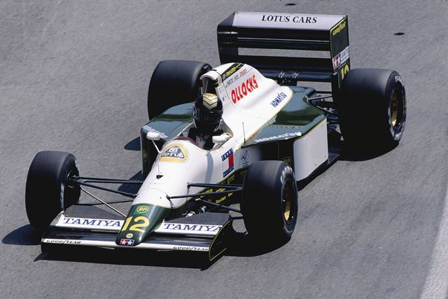 Image result for lotus judd 1991