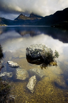 So happy to have been there: Cradle Mountain Tasmania