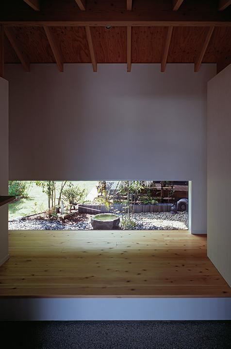 建築家:向井一規「『塩河の家』〜里山の風景と暮らす家〜」