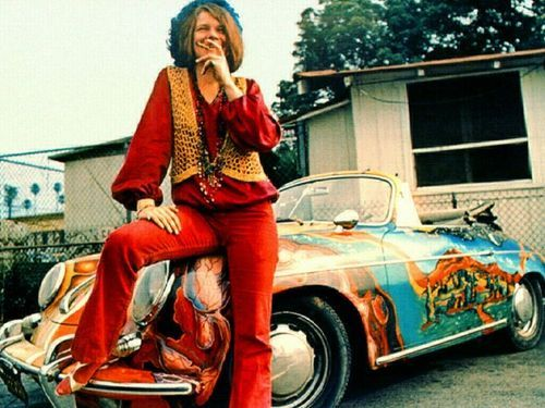 Janis-joplin-bohocircus: Inspiration, Janis Joplin, Hippie, 1965 Porsche, 60S, Janisjoplin, People, Porsche 356, Hot Wheels