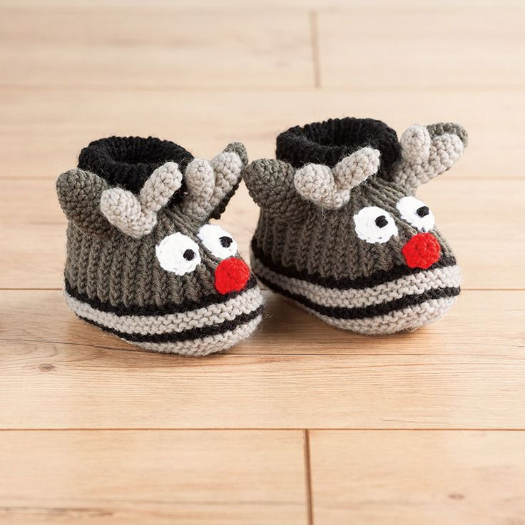 66 best Babysöckchen - Schuhe DIY images on Pinterest | Knit crochet ...