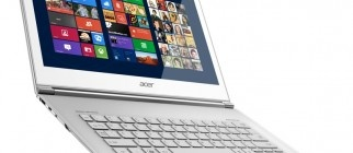 Acer Aspire S7 Series of Ultrabooks with Windows 8 ootb. Touchscreen!!