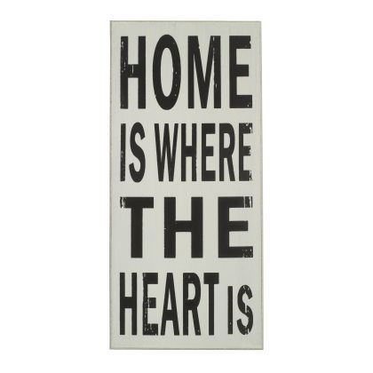 Home is where the heart is, Pfister quote