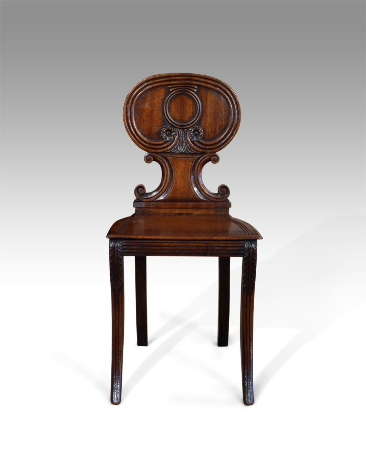 Antique hall chair - 103 Best Antique Hall Furniture Images On Pinterest Hall