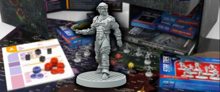 First Trek RPG in a Decade Ready for Launch   The first new Star Trek RPG in a decade is ready for launch courtesy of Modiphius Entertainment which has unveiled its Locutus of Borg miniature and announced its addition to the Borg cube collectors edition boxed set for the forthcoming Star Trek Adventures roleplaying game along with two bonus 15-page adventure PDFs. Modiphius of course is the publisher of the Achtung! Cthulhu Mutant Chronicles Conan Infinity and John Carter of Mars roleplaying…