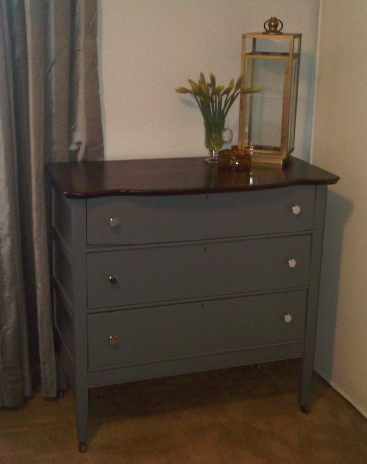 Grandma s dresser  all redone. Best 25  Redone dressers ideas on Pinterest   Restored dresser