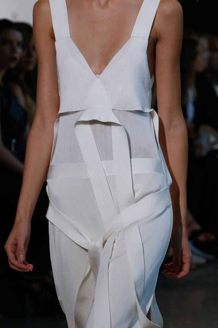 Calvin Klein Collection Spring 2016 Ready-to-Wear Accessories | @andwhatelse