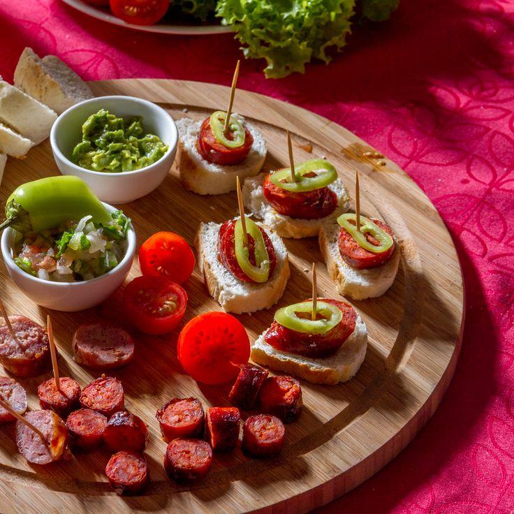¡Que nada sobre del asado de fin de año! Mira esta excelente idea para usar tus panes HOME BAKERY de BredenMaster.