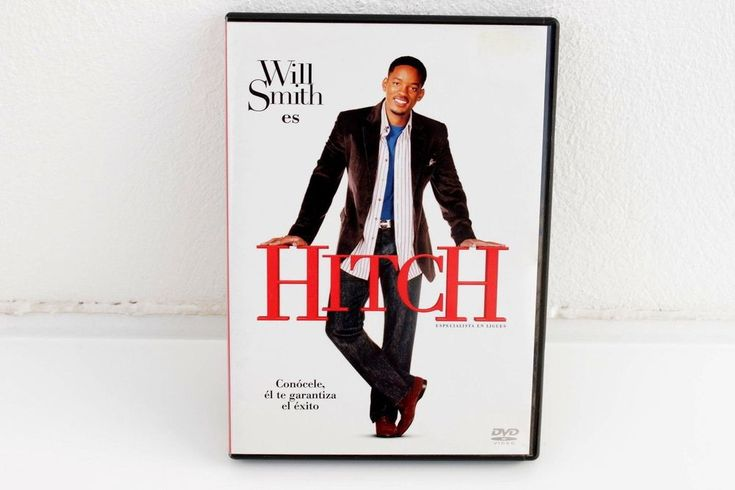 HITCH ESPECIALISTA EN LIGUES - DVD - WILL SMITH
