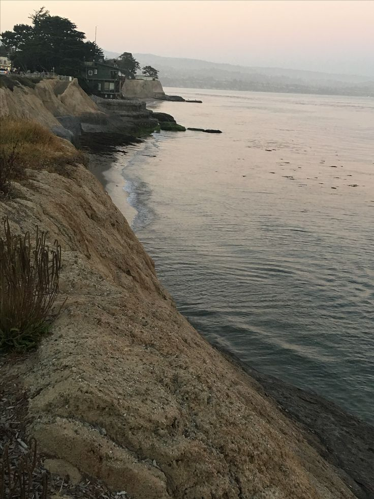 Pleasure Point, Santa Cruz, CA-RIP Jack O'Neill