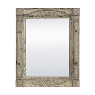Check out the Sterling Industries 128-1038 Fairbury in Adriannia Antique Cream Wall Mirror priced at $354.00 at Homeclick.com.
