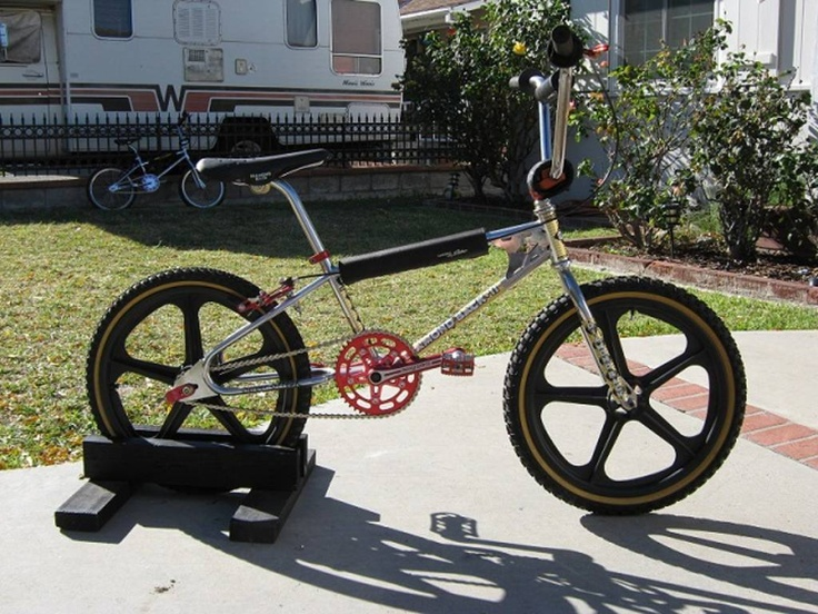BMX Diamond back you were the stuff if you had this bike