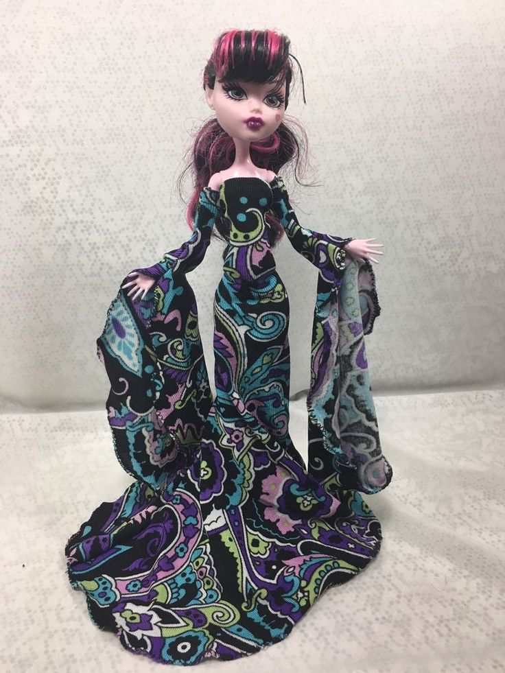 Monster High Doll Ever After High Doll Outfit Clothes -Paisley Medieval Gown #JPCNPJS2