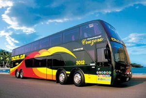 Cruz Del Sur, tour Bus Cusco to Puno