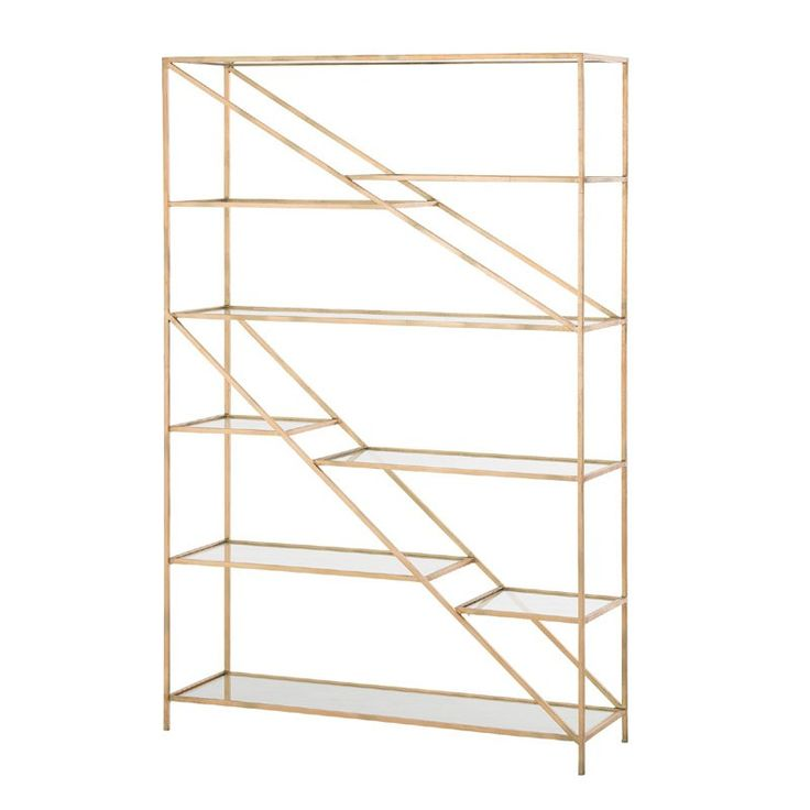 Arteriors Home   Ingram Bookshelf   6814