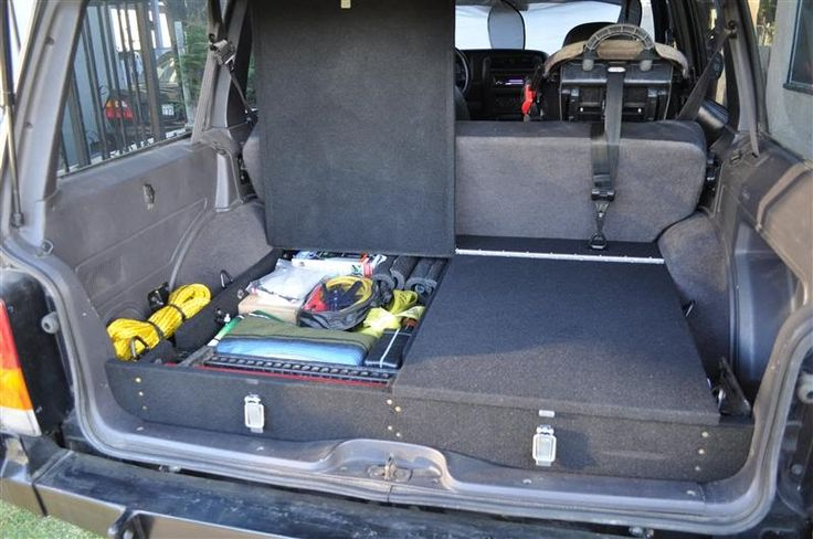 Please share photos of your cargo area. - Page 38 - NAXJA Forums -::- North American XJ Association