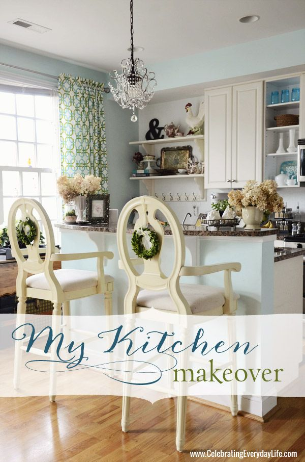 Kitchen, Budget Kitchen Makeovers, Turquoise Kitchen, Kitchen Designs