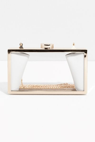 Transparent Clutch