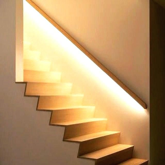 Automatic Led Stair Lighting Lighting System Under Stair Lighting Led Stairs Light Pin By On Interior Led S Stair