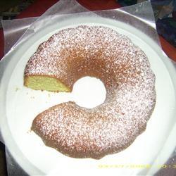 Pistachio Nut Bundt Cake | Recipe