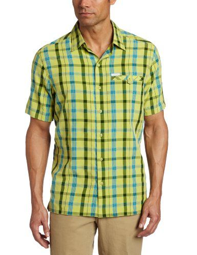 Columbia Men's Declination Trail Yd Short Sleeve