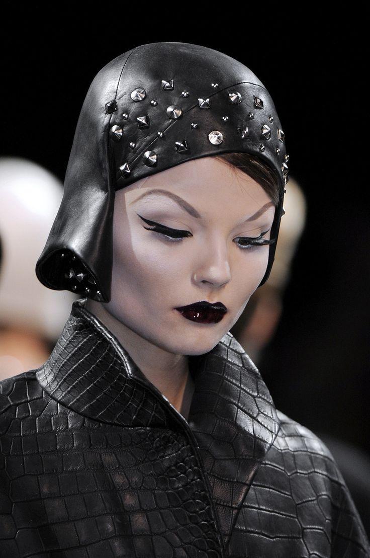 Magdalena Frackowiak at Dior Fall 2008 Haute Couture