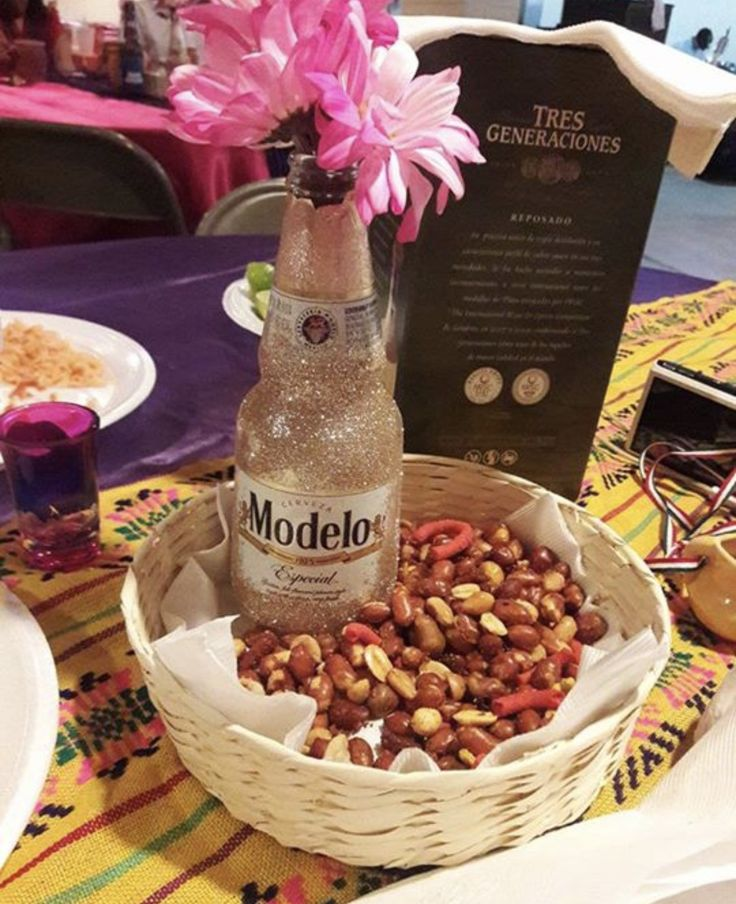 Centerpiece for the tables! #25thFiesta #Mexican