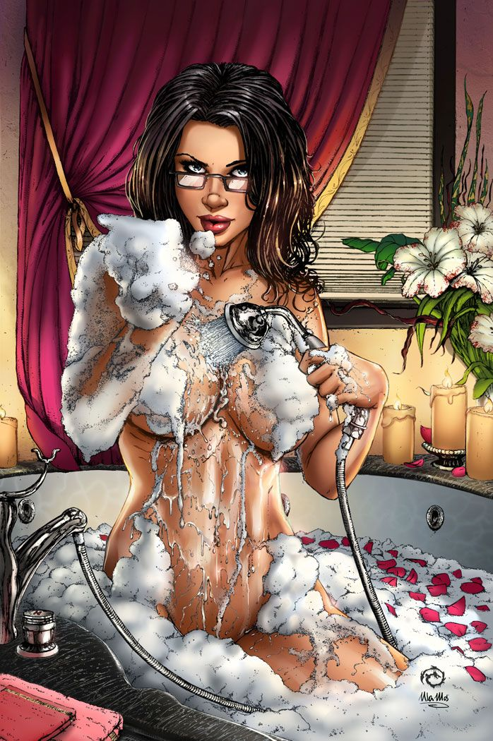 Grimm Fairy Tales 83 secret retailer variant by JwichmanN on DeviantArt