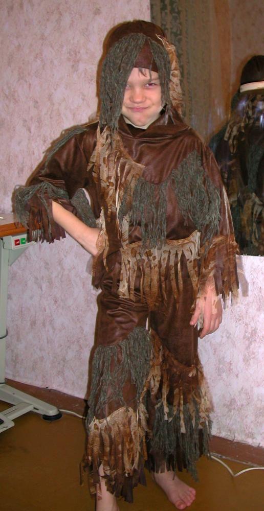 костюм лешего своими руками фото быстро аврора один самых