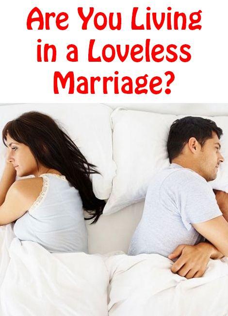 loveless sexless marriage