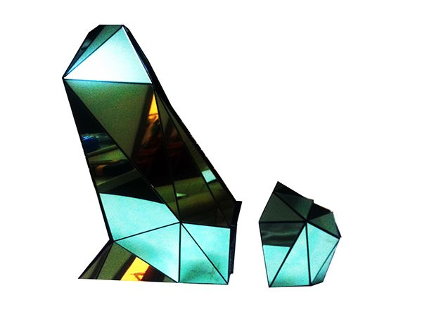 The Triangulators - FAB 10 Exhibition on Behance