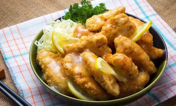Pollo al limone: la ricetta originale cinese! | Cambio cuoco