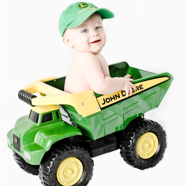 Boy On Tractor : Best images about tractor party on pinterest