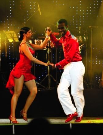 A popular style of dance is the salsa.