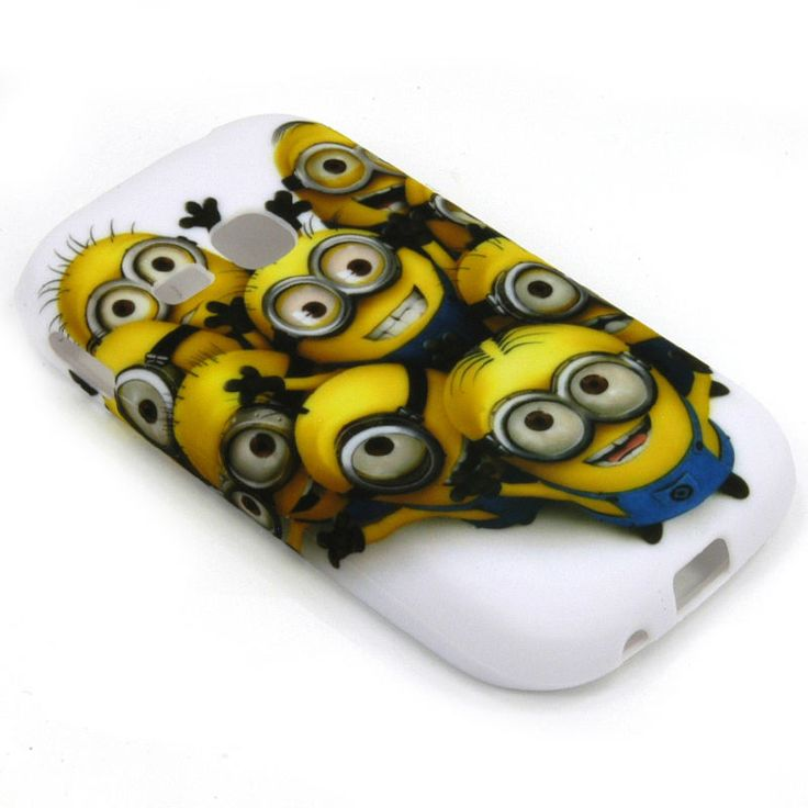 F Style Despicable Me Design Soft TPU Cover Case For Samsung Galaxy Young S6310 #UnbrandedGeneric