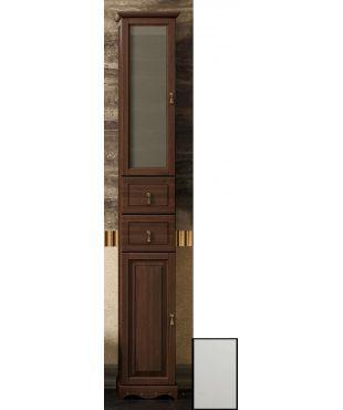 #Мебель для ванной #Opadiris  Риспекто-30 Левый Слоновая кость Матовое стекло