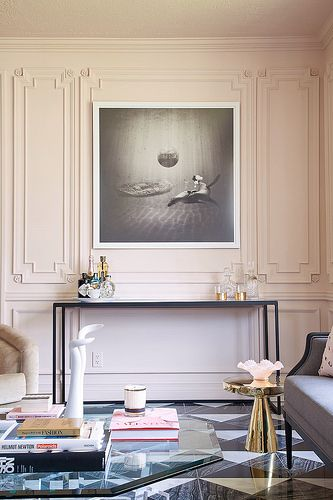 Interior Design by Christine Dovey by {this is glamorous}