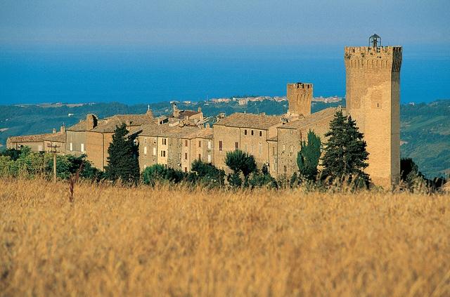 Moresco, Marche - Italy
