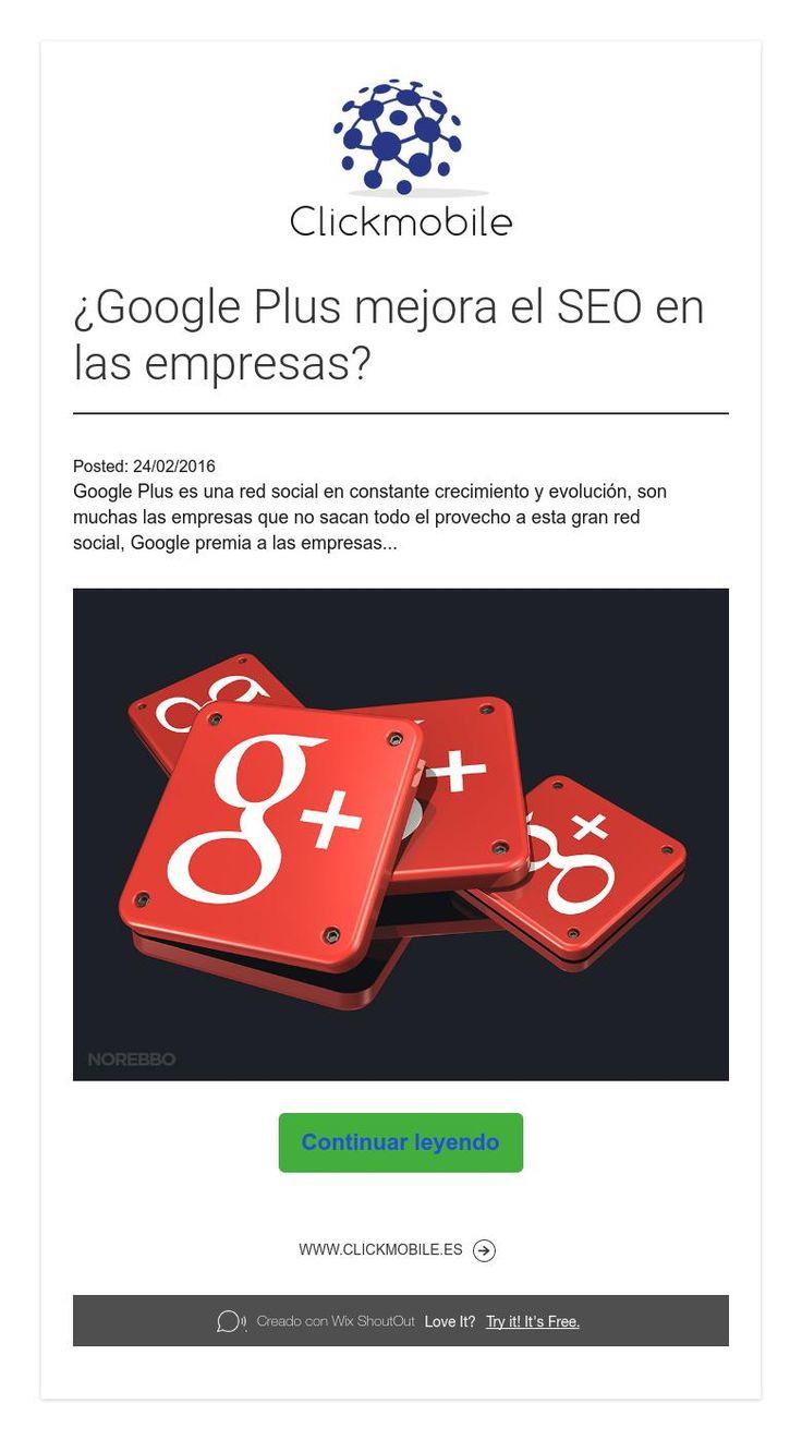 ¿Google Plus mejora el SEO  en las empresas?