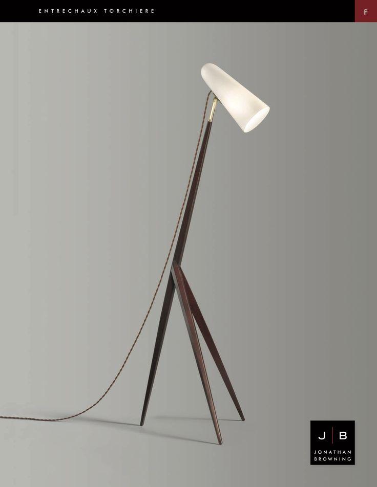 jonathan browning lighting. Entrachaux Torchiere. BrowningSpring 2016Brown Jonathan Browning Lighting