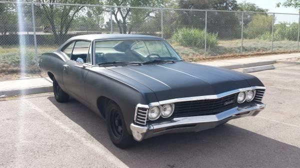 1967 Chevrolet Impala for sale in Calabasas, CA
