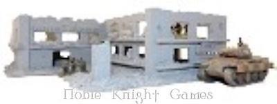 15mm 158728: Novus Design Studio Mini Buidling 15Mm Stalingrad Nail Factory Ruin Pack Mint -> BUY IT NOW ONLY: $36.95 on eBay!