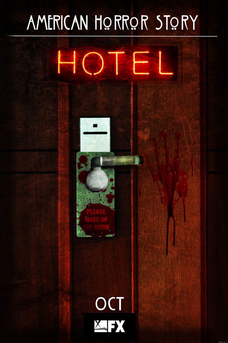 American Horror Story: Hotel by morrallshortie