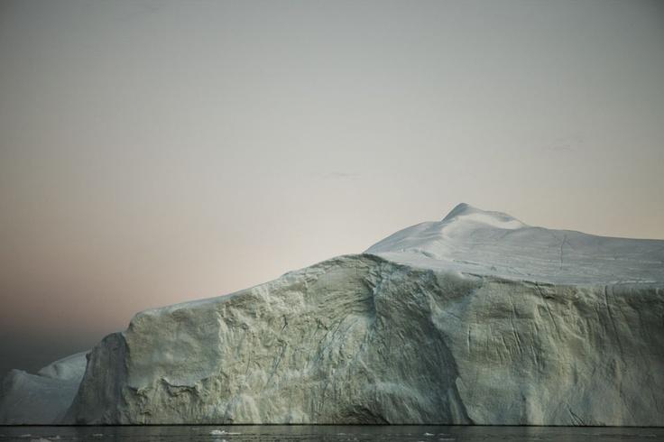 Portraits d'Icebergs / Simon Harsent