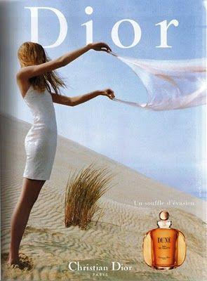 Perfume Shrine: Christian Dior Dune: fragrance review