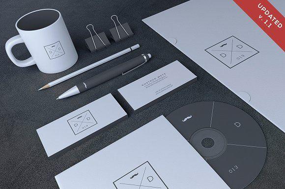 @newkoko2020 Blank Stationery / Branding Mock-Up by Dooca on @creativemarket #mockup #mockups #set #template #discout #quality #bulk #buy #design #trend #graphic #photoshop #branding #brand #business #art #design #buymockup #mockuptemplate