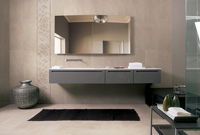Zen in your bathroom