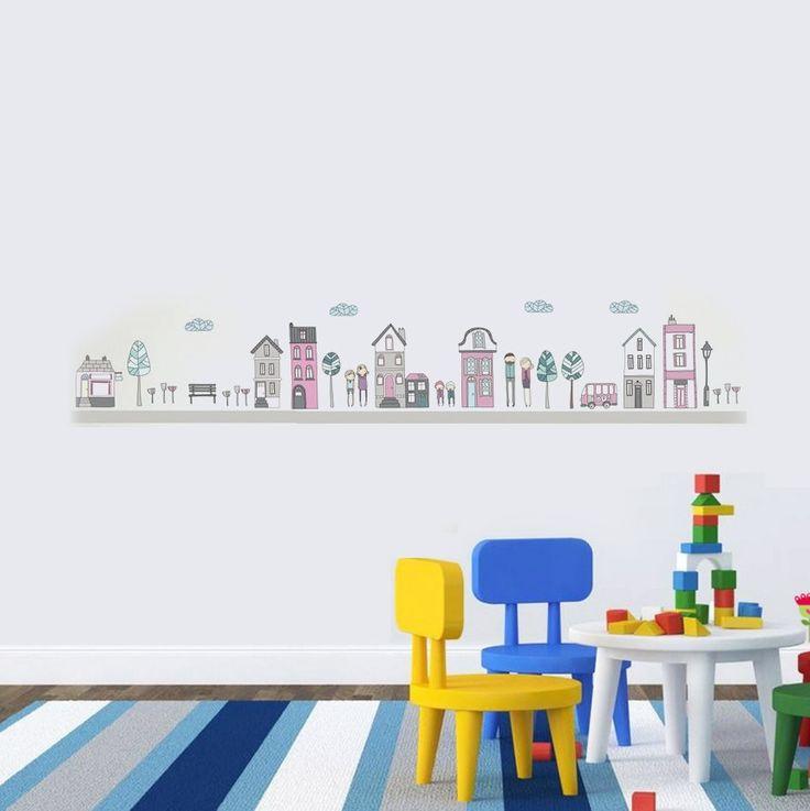 Beautiful city! Passa på och dekorera hemmet med detta väggdekor på en stad! Det vackra motivet kombinerat med storleken ger väggarna en unik look och ökar trivseln i hemmet.  Länk till produkt: http://www.feelhome.se/produkt/beautiful-city/    #Homedecoration #art #interior #design #Walldecor #väggdekor #interiordesign #Vardagsrum #Modernt #vägg #inredning #inredningstips #heminredning #barn #barnrum #barninredning #hus #stad #city