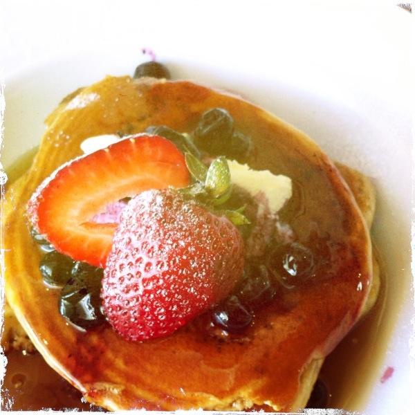 pancakes :D